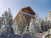 سوییت های درختی اتریش، آشتی با طبیعت