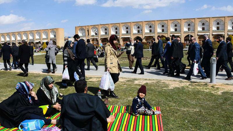 تاثیر کرونا بر بازار گردشگری ایران