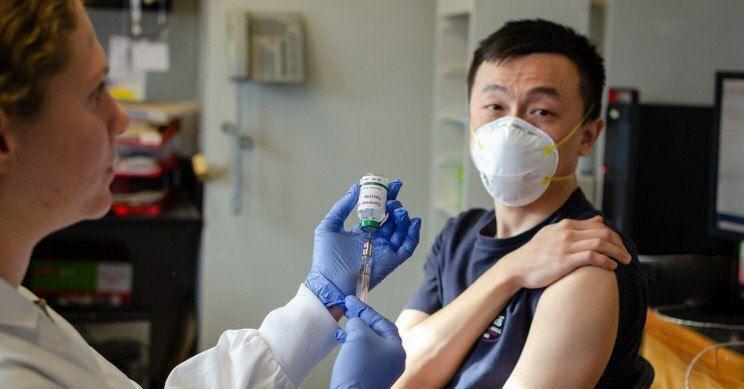 اجرای فاز آزمایش انسانی واکسن کرونا