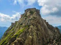 قلعه بابک راز مقاومت کوه های آذربایجان