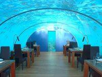 هتل های زیر آب جهان
