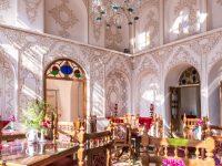 اقامت در هتل قصر منشی اقامتی شاهانه