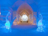 معروف ترین هتل های یخی دنیا