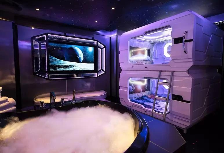 اولین هتل فضایی دنیا