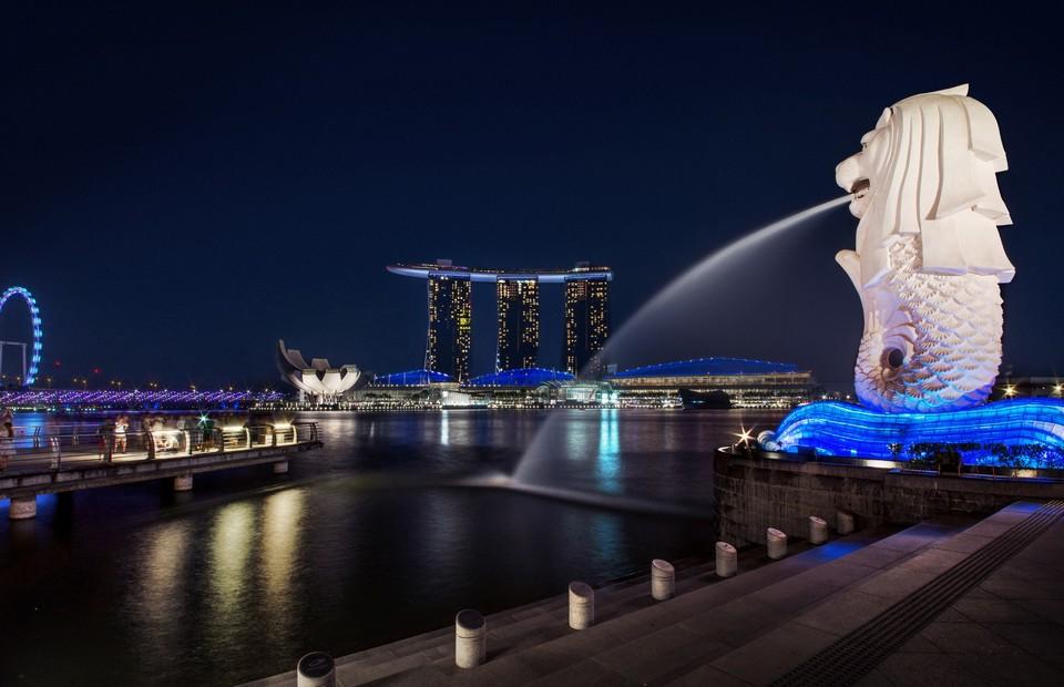 قوانین جالب سنگاپور