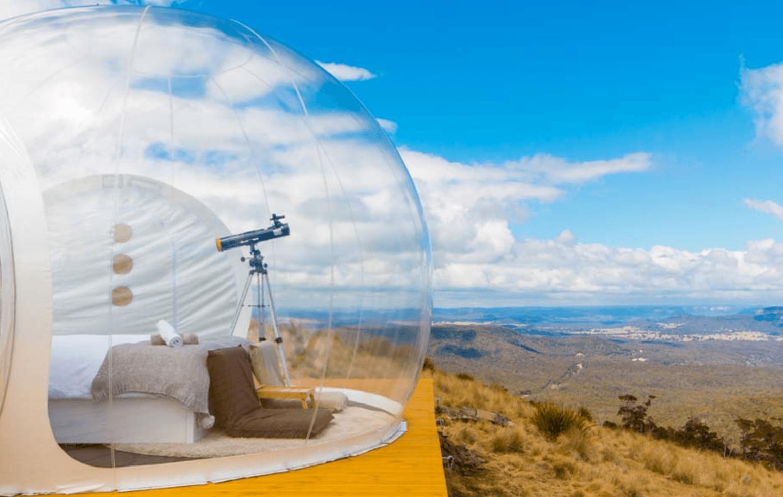 هتل حبابی بابلتنت