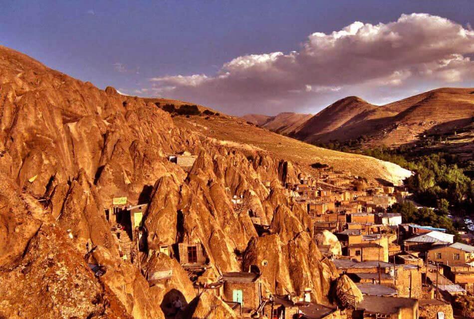 تاریخچه روستای کندوان