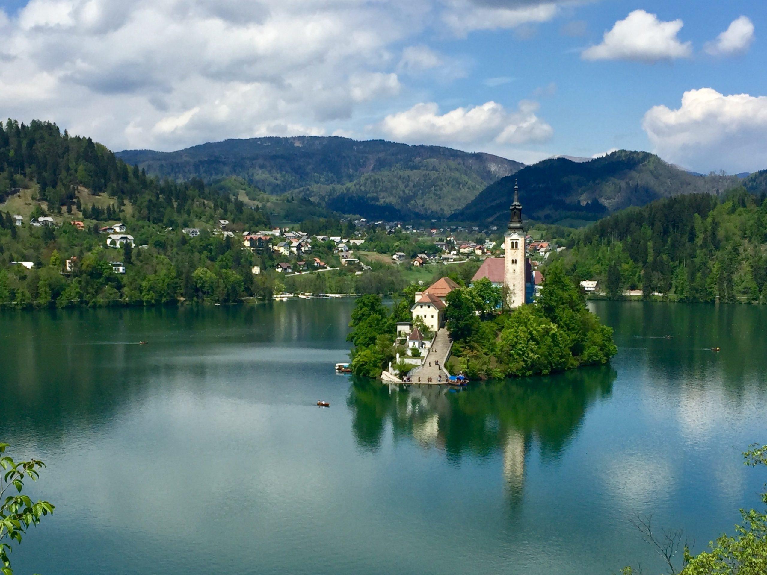 دریاچه بلد