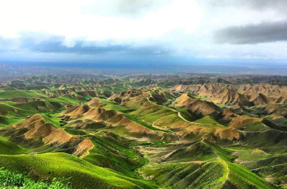 منطقه ترکمن صحرا