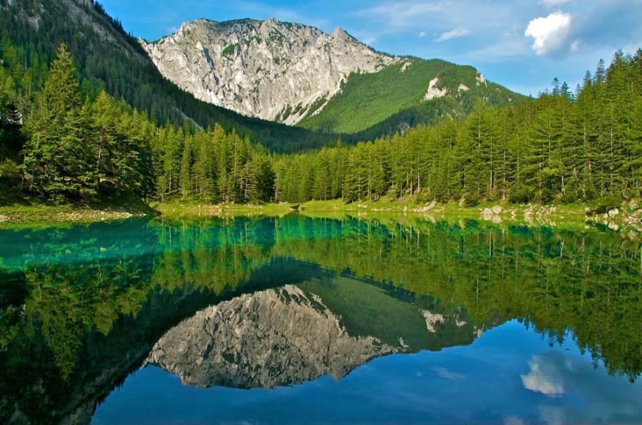 دریاچه سبز اتریش