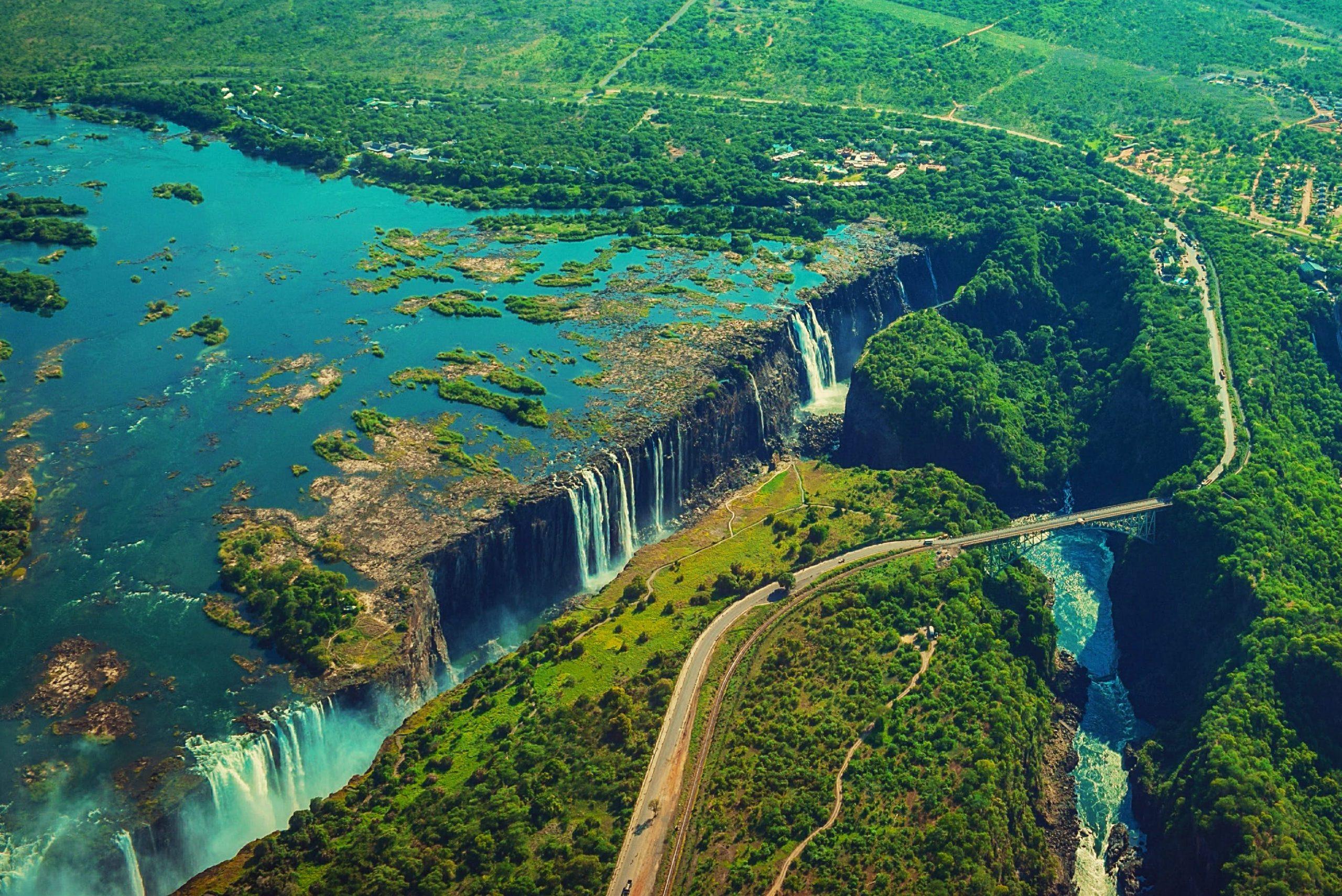 آبشارهای ویکتوریا