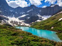 پارک ملی گلیشر آمریکا