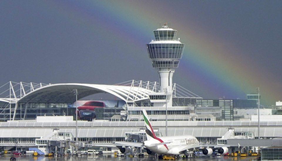 فرودگاه مونیخ