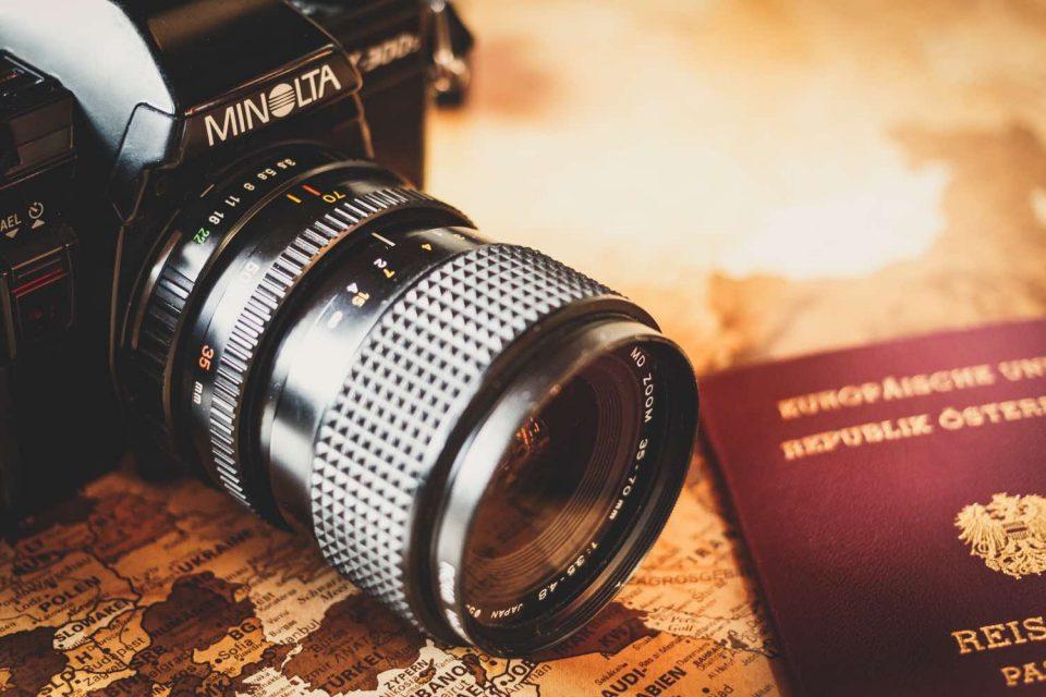 روش های خلاقانه برای ثبت خاطرات سفر